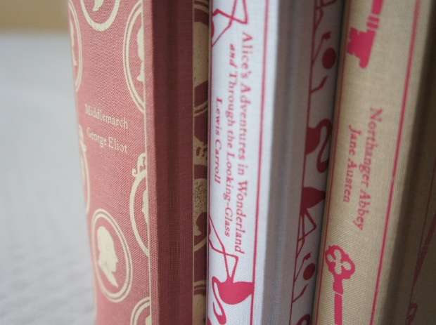Play on pinks. Penguin Hardcover Classics (Coralie Bickford-Smith, designer).