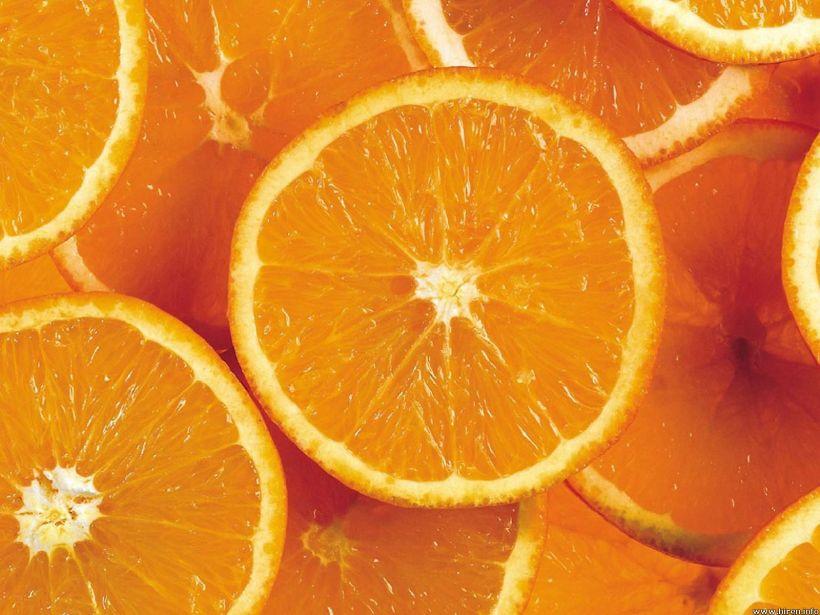 oranges-background