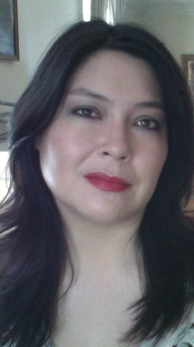Basic face with Revlon Colorstay Moisture Stain in Shanghai Sizzle.